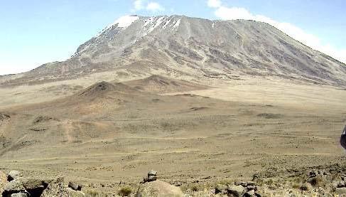 Kilimanjaro 2004, from Wikipedia