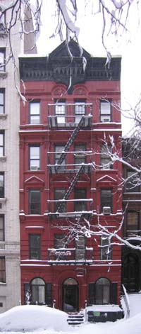 Upper east side, 2/12/2006