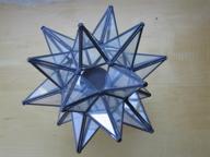 4 dimensional candleholder