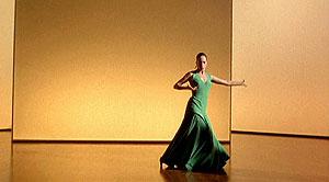 Belen Maya, in Saura's Flamenco