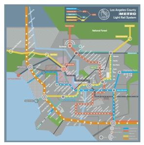 Her Metro Map